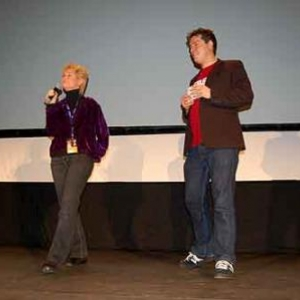 Dee Wallace on stage