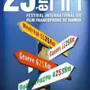 FIFF festival international film francophone Namur