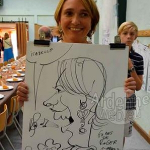 Caricature Roger- 2746