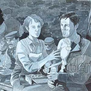 video-Illustration de Philippe Jarbinet pour le Bastogne War Museum