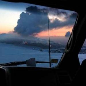 Vivez en live les éruptions volcaniques en Islande !