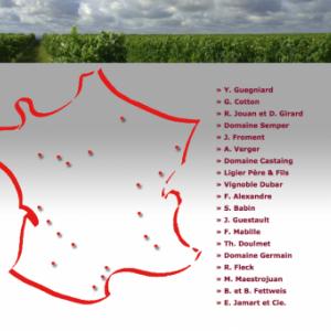 Vignerons sur Vesdre salon des vins de France