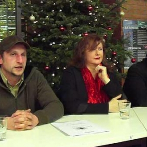 arbre. video 12: Fabrice Couchard, Catherine Jacobs et Jean-Yves Roubin