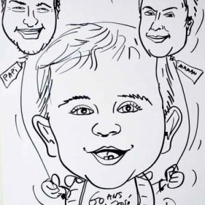 Caricature Jose Michel-4485