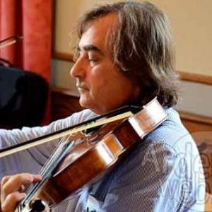 Le violon baryton de Jacques Dupriez - video 01