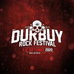 Durbuy Rock festival postpose le festival au 11 et 12 septembre