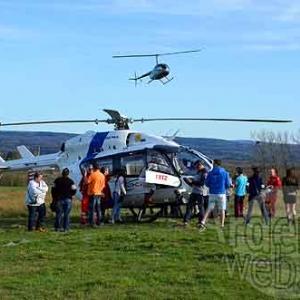 helicoptere medical Tohogne-3763