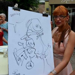 Caricature mariage-7134