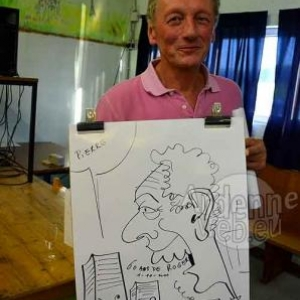 Caricature Roger- 2748