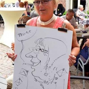 Caricature mariage-7142