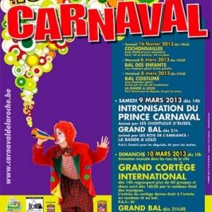 Carnaval de La Roche-en-Ardenne