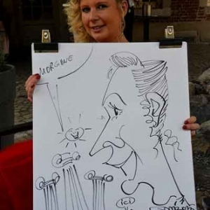 Caricature mariage-7120
