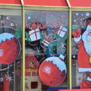 vitrine de NOEL Belgique