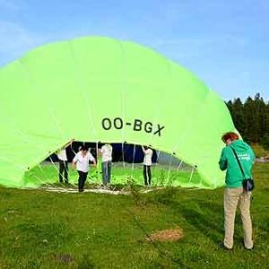 vol en ballon en Wallonie - photo 7643