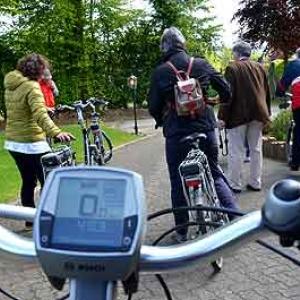 """E-Bike - Hebergements """"bed+bike""""- photo 4547"""