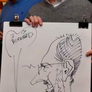 Caricaturiste pour les 60 ans de Marc - photo 1730
