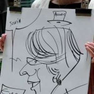 Caricatures Bruxelles-Capitale - 822