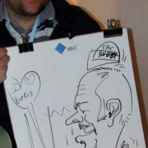 Intirio Gent MHZ caricature-7967