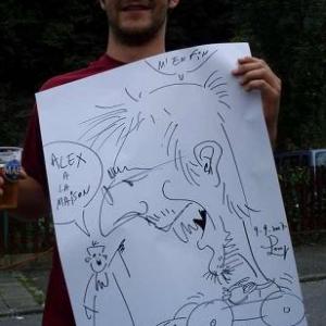 caricature 03