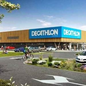 Decathlon dans la province du Luxembourg