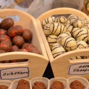 Oeufs de Paques en chocolat - 7433