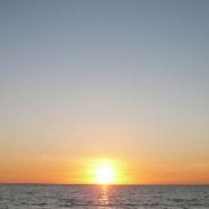 Un lever de soleil tel qu'espere le 1er aout prochain