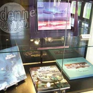 Exposition des œuvres de l'artiste Jean DUPONT.