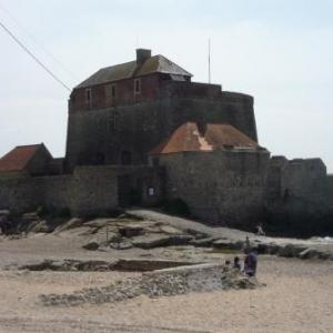 Ambleteuse ( Cote d' Opale ) : le Fort Mahon