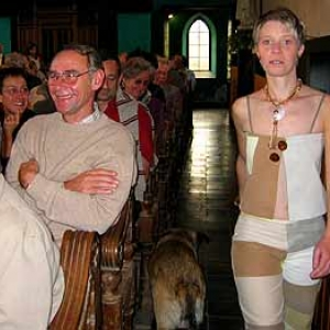 Defile au sein de la chapelle de RENDEUX du 2 octobre 2004 - photo 130