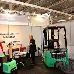 Salon transports et logistique LIEGE 2013-photo 7845