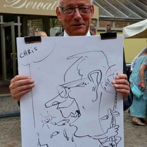 Caricature mariage-7136