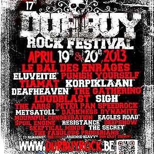 17e Durbuy Rock Festival
