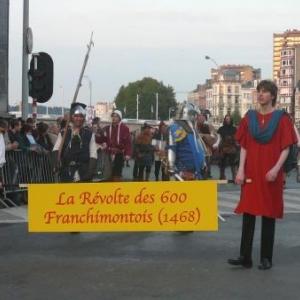La revolte des 600 Franchimontois