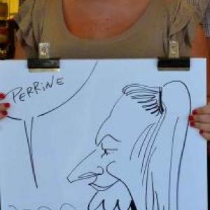 Caricature pour SEW -1600