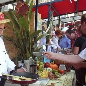 Festival de la soupe La Roche 2007-video 03