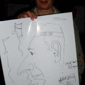 caricature, FDF-70