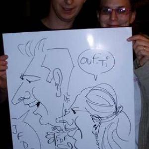 caricature, FDF-101