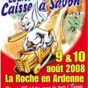 La Roche-en-Ardenne, caisse a savon ,speeddown