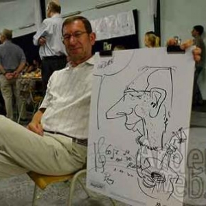Caricature Roger- 2779