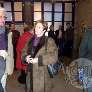 La Trientale/CNB Joseph Clesse (President) et Mme Ney