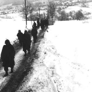 MALEMPRE_De la neige et du sang le nouveau livre de Eddy Monfort