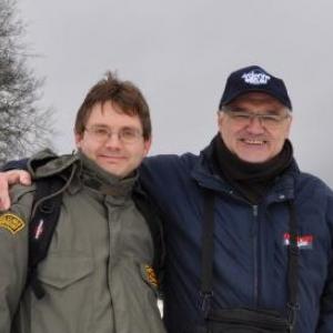 Jean-Marie Lesage et Pascal De Schepper de Evergem