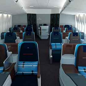 World Business Class de KLM