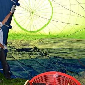 vol en ballon en Wallonie - photo 7645