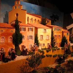 NOEL en Provence des Santons