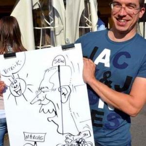 Caricature pour SEW -1582