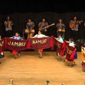 Conjunto de Danza Folklorica Expresion Latino Americana , de Cuenca - video 3