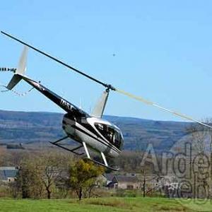 helicoptere medical Tohogne-3736