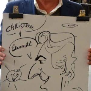 caricature JUMATT-7003