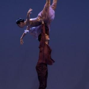 Aki Saito, Ballet Royal de Flandres, Belgique